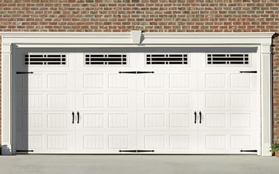5 most common garage door problems