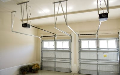 How to Open a Garage Door without Power